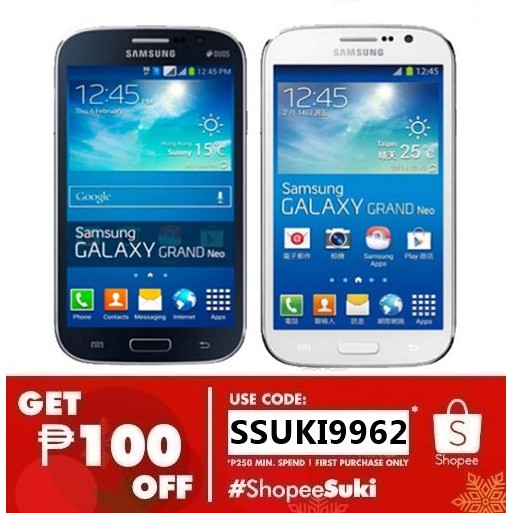 Samsung Galaxy J2 Prime Shopee Philippines