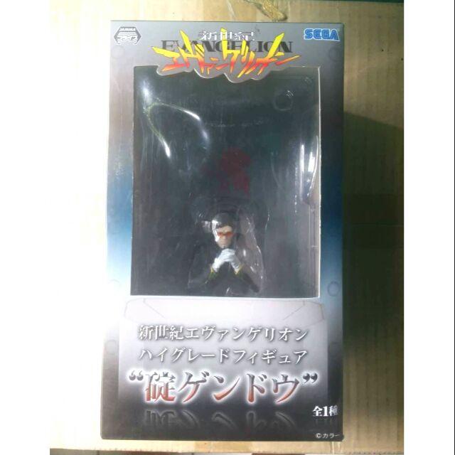 Neon Genesis Evangelion Gendo Ikari PVC Figure