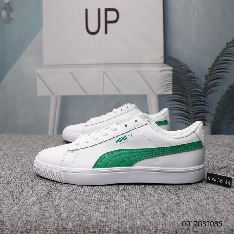 wholesale dealer 91418 ec45f 100%Original COD Puma Smash Vulc Running Sports Shoes   Shopee Philippines