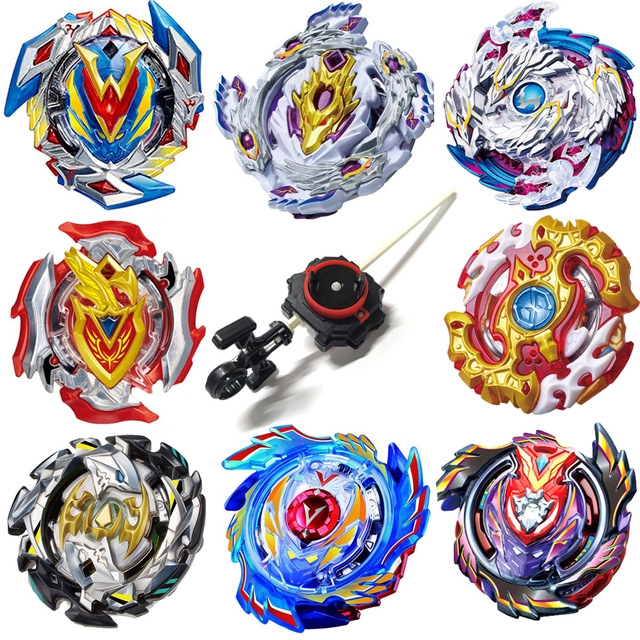 1PC Fusion Top Burst Beyblade Ripcord Launcher Spinning Accessories 2018