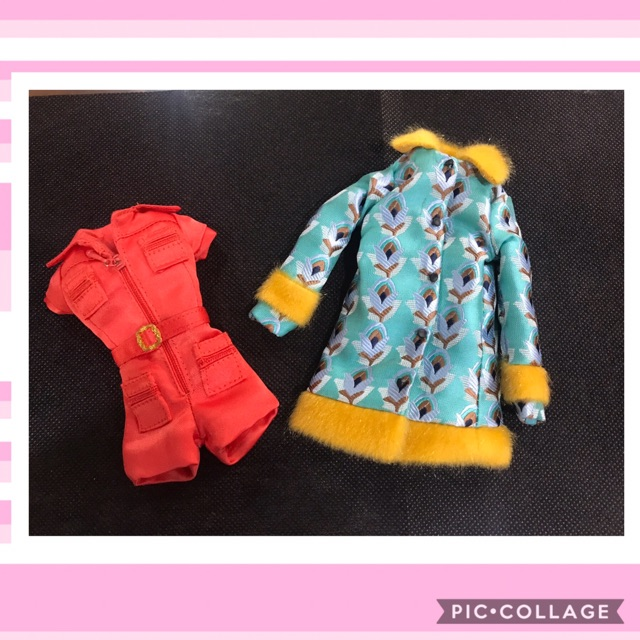 INTEGRITY TOYS JANAY LEGACY ROMPER THE INDUSTRY NEW