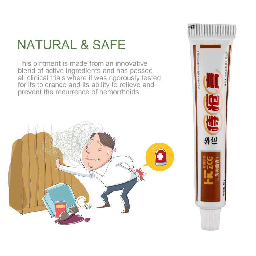 Beauty & Health Zudaifu Ointment Powerful Hemorrhoids Cream Internal Hemorrhoids Musk Anus Prolapse Anal Fissure Bowel Bleeding Cream 15g A Wide Selection Of Colours And Designs Bath & Shower