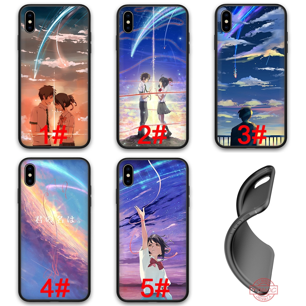 Your Name Movie Anime Soft Case iPhone 11 Pro Max 6 6S 7 8 Plus XS Max X XR Case