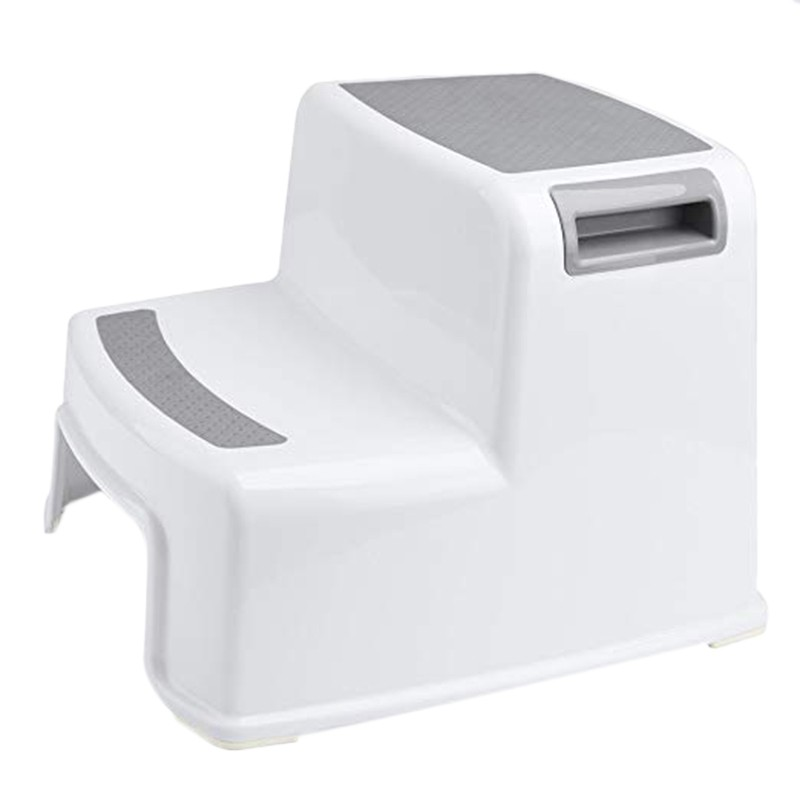 Wide 2 Step Stool For Kids Toddler Stool For Toilet Potty Shopee Philippines