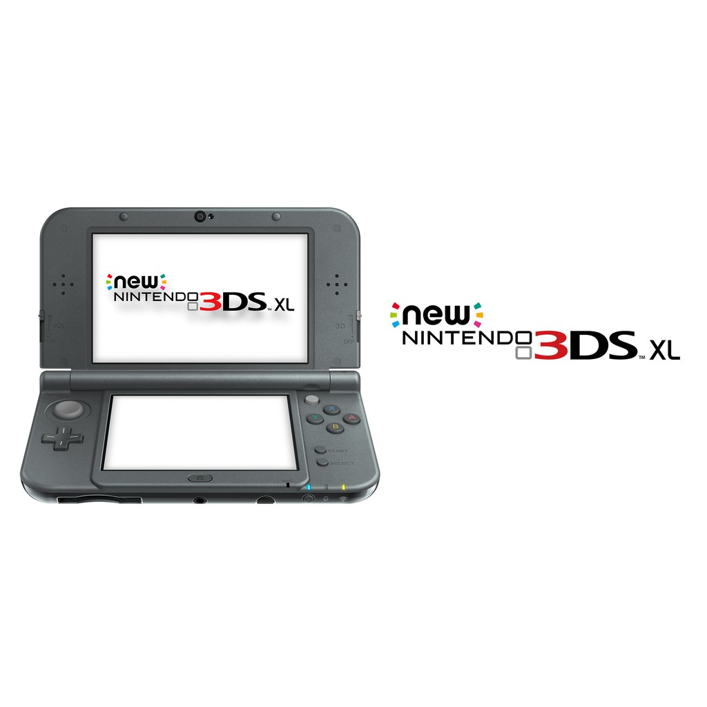 New Nintendo 3DS XL (Gray)