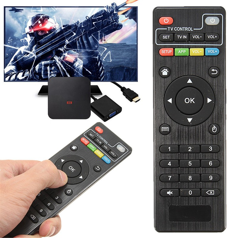 Replacement Remote Control High quality Black