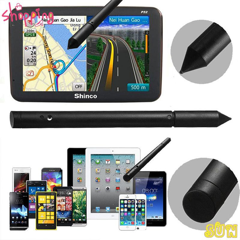 3pcs Metal Universal Pen Stylus Touch Screen For Cell Phone Tablet iPad Samsung