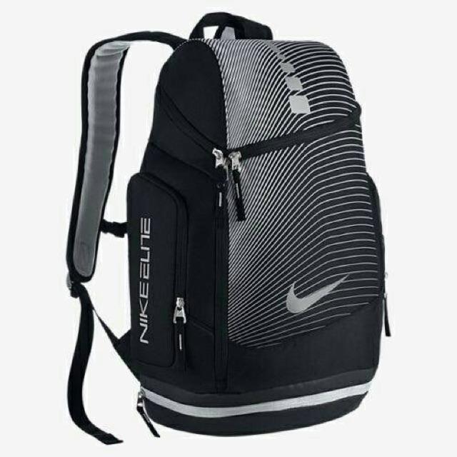 NIKE HAYWARD FUTURA white LOGO pink black sports backpack  ef1c094c280b8