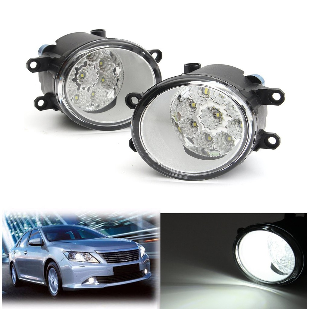 Opel Corsa D 55w Clear Halogen Xenon HID Front Fog Light Bulbs Pair