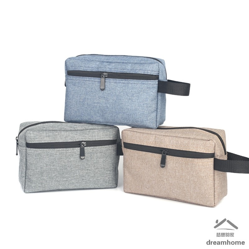 a95fb9e11376 DH-Toiletry Cosmetic Multi-function Travel Organizer Oxford Cloth Storage  Bag Water Resist