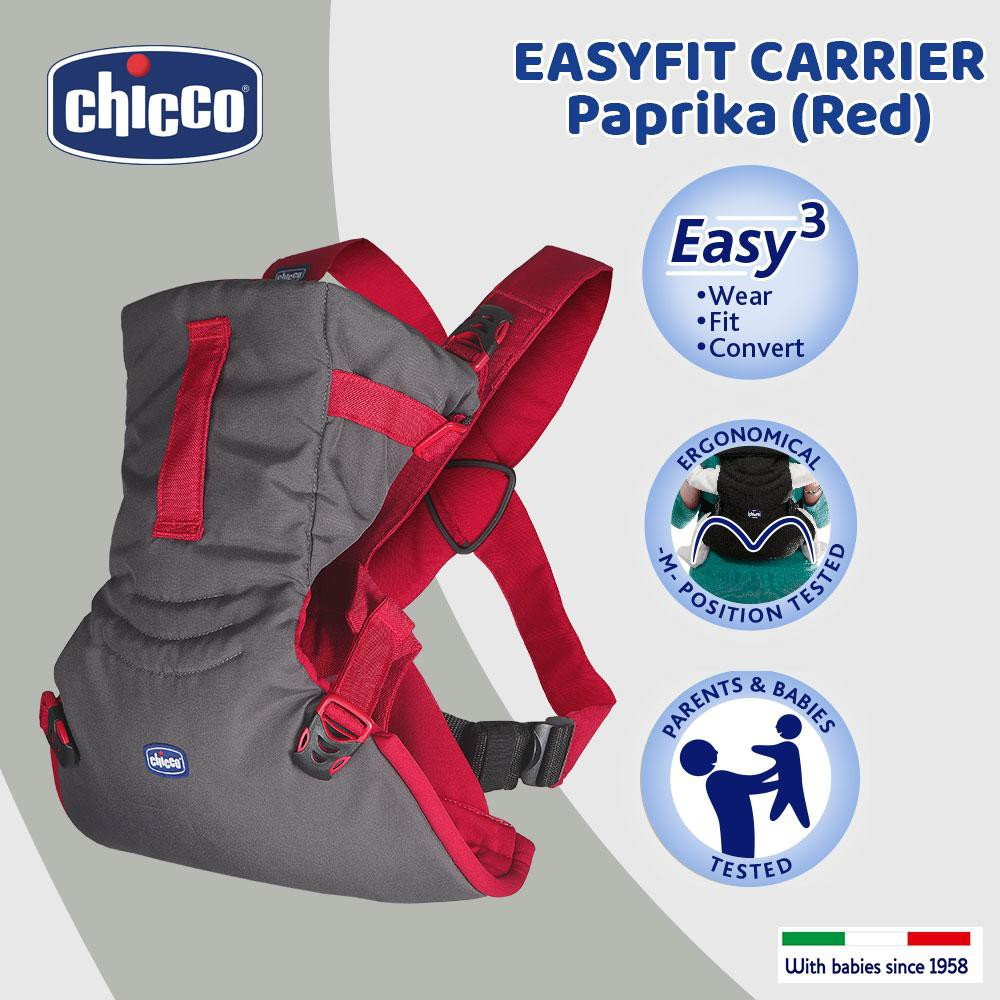 552335d8483 Chicco Baby Hip Safe Easyfit Baby Carrier