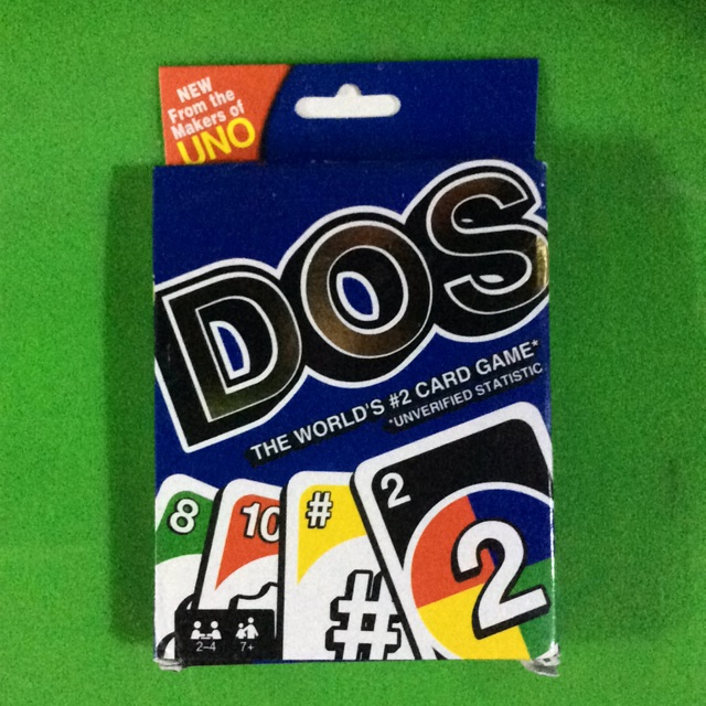 Uno dos(small) for family and friends