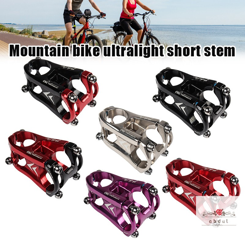 Details about  / XC//AM MTB Road Bike Stem 6°//17° Tube 28.6//31.8MM Carbon Cycling Bicycle Stem