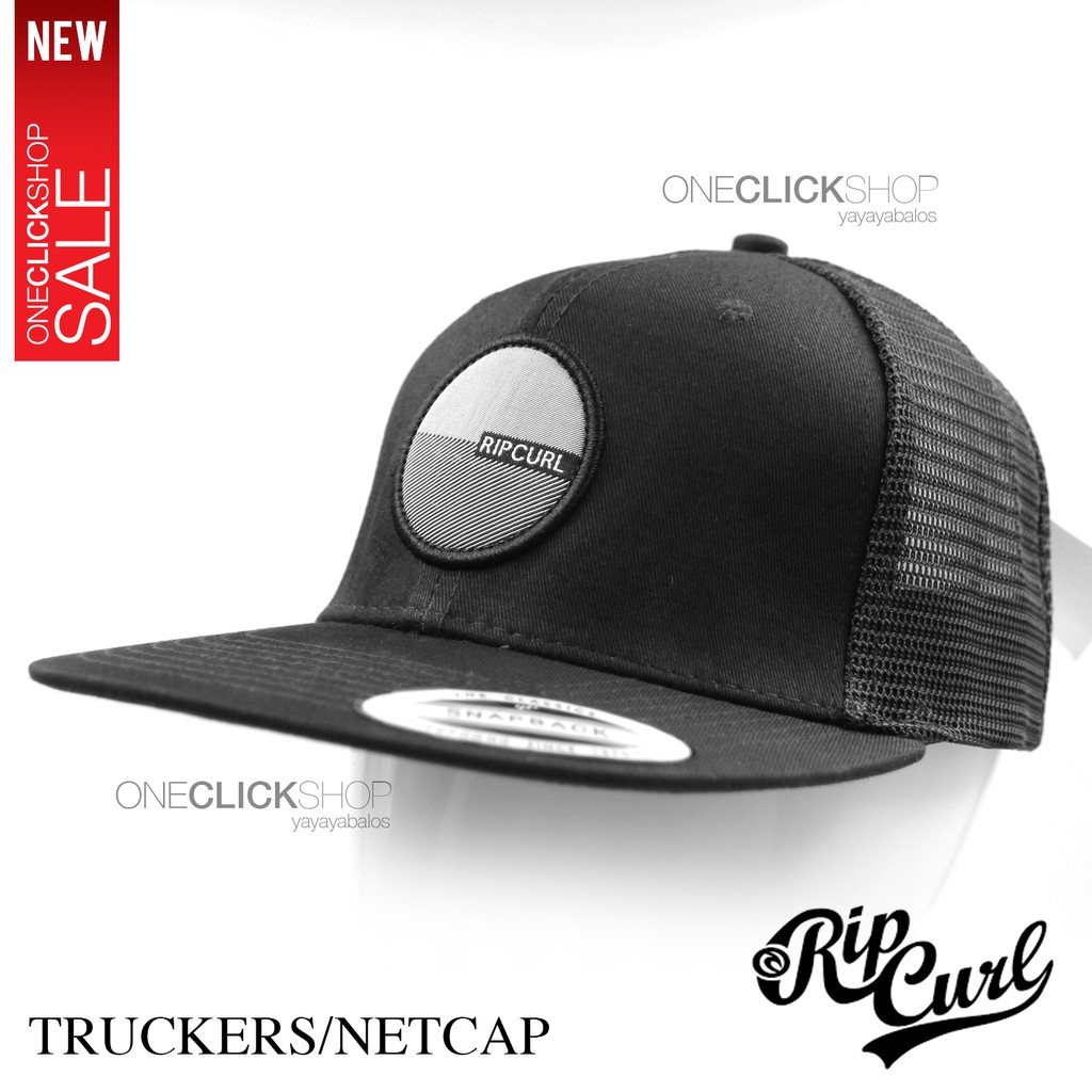 78056c651077dc Rip Curl Truckers/Surfing Net Cap Fashion Sports Style Cap | Shopee  Philippines