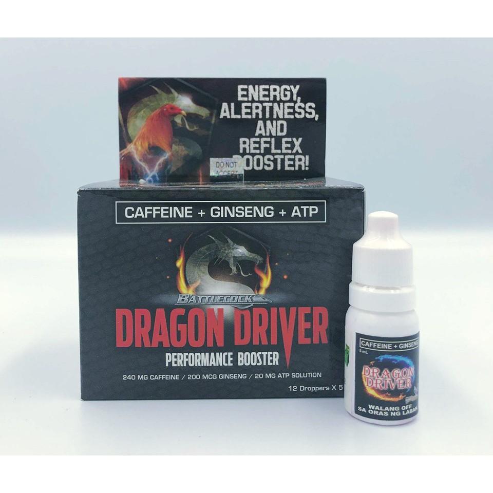 Dragon Diver Drops 5ml bottle for Gamefowl (Battlecock Product)