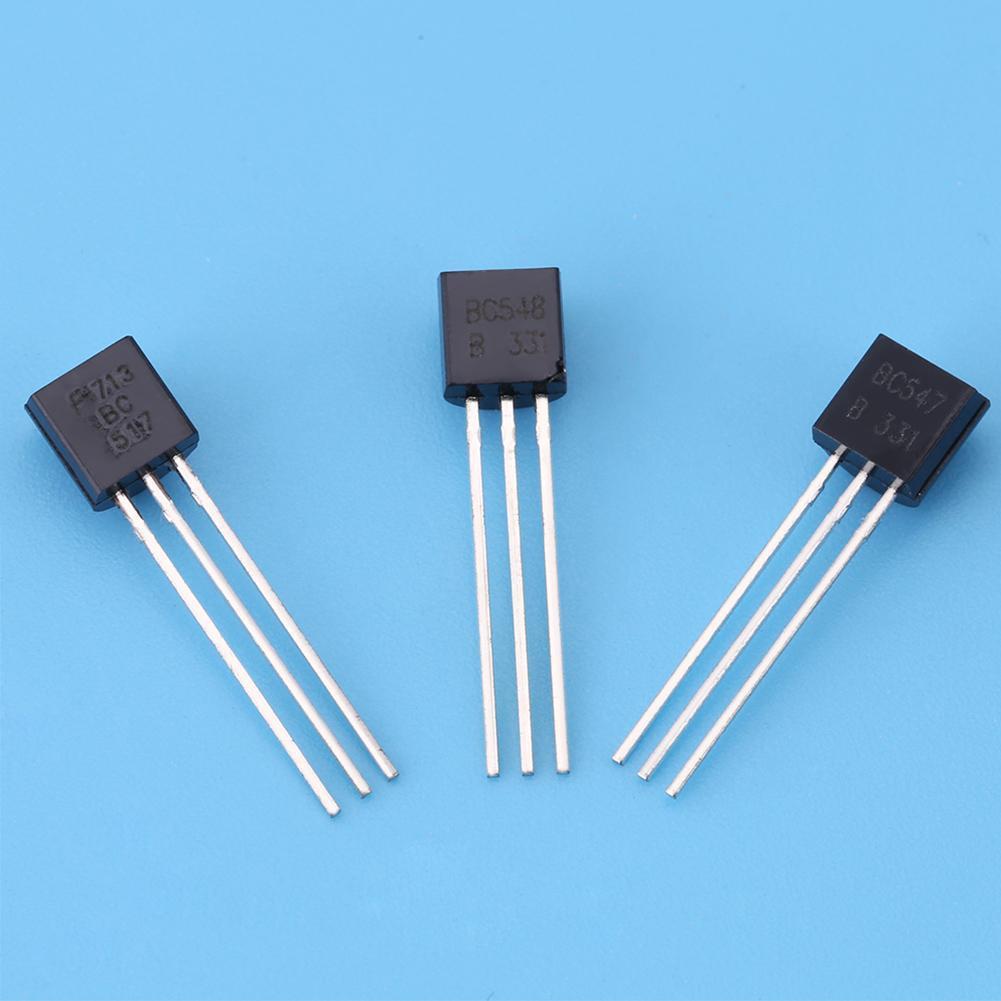 200Pcs 10Types x20 NPN PNP Power Transistors Kit W/ Box