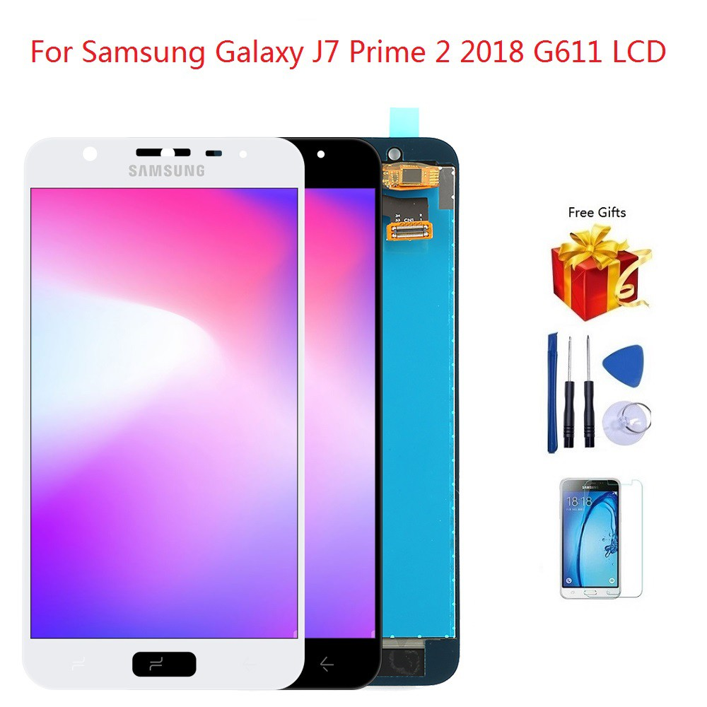For SAMSUNG J7 Prime 2 2018 G611 LCD Display Touch Screen