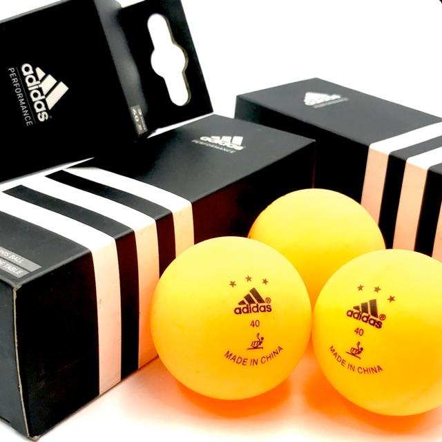 billetera Vista Establecer  Adidas Competition Table Tennis Ball | Shopee Philippines