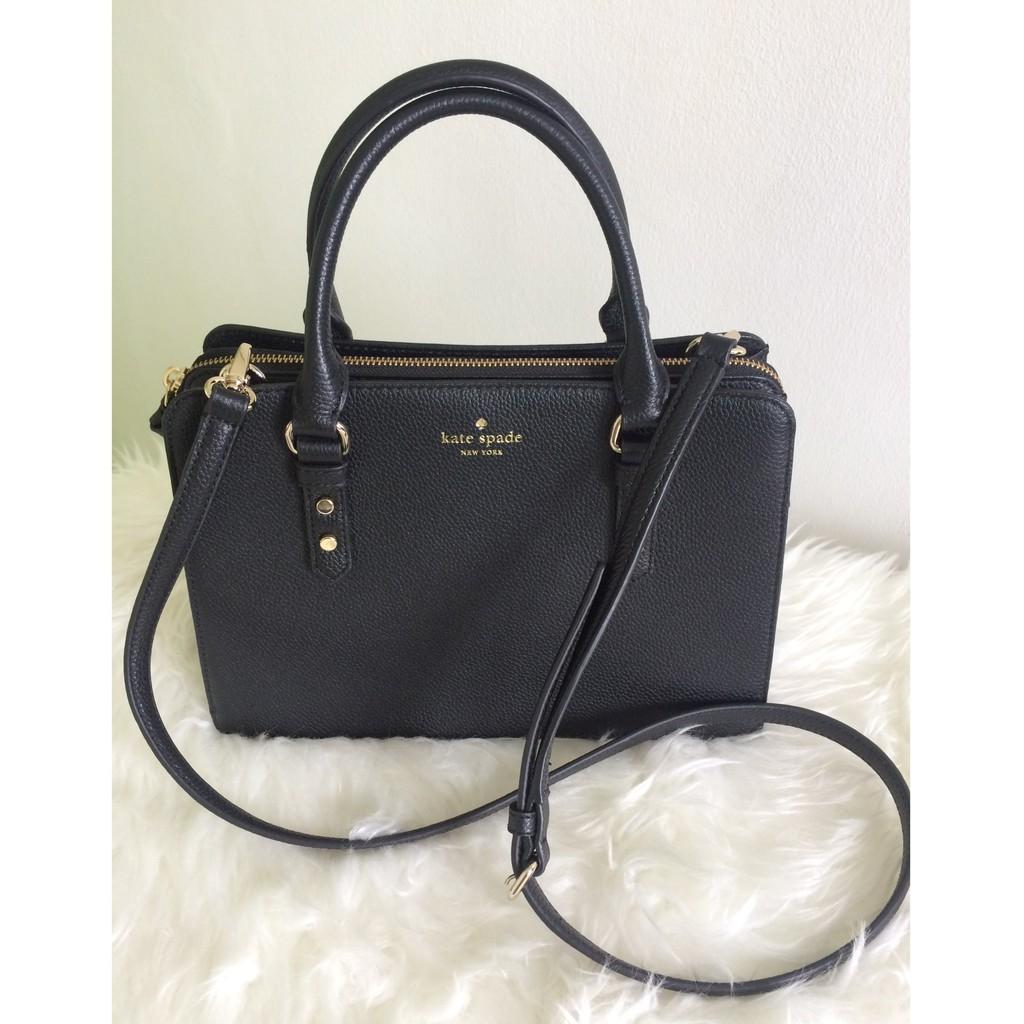 8ead4392aa 100% AUTHENTIC Kate Spade Lise Mulberry Street Handbag