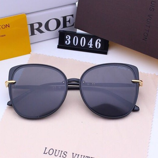 website for discount check out genuine shoes New sunglas women men Drive Polarized HD Resin Lens lv