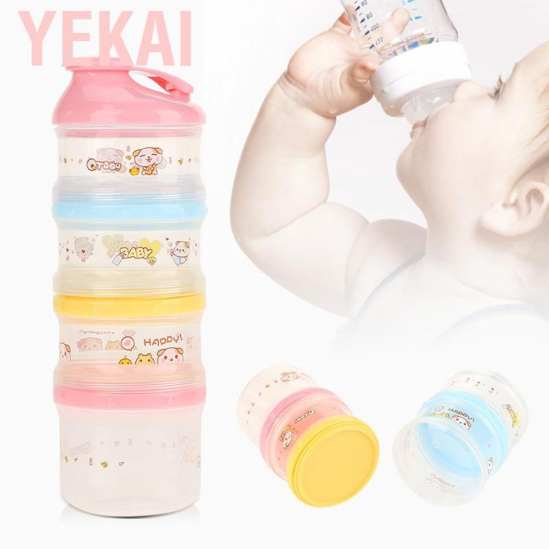 Tommee Tippee Milk Dispensers Baby Formula Storage Travel Pots Multi Variation