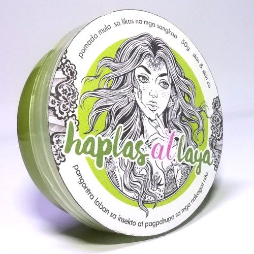 Haplas Balms (Pain Relief Healing Anti-Insect Balms)