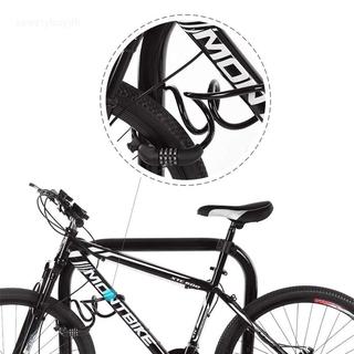 Bicycle Lock Computer Locks Mountain Bike Lock Anti-theft Steel Chain With K YN