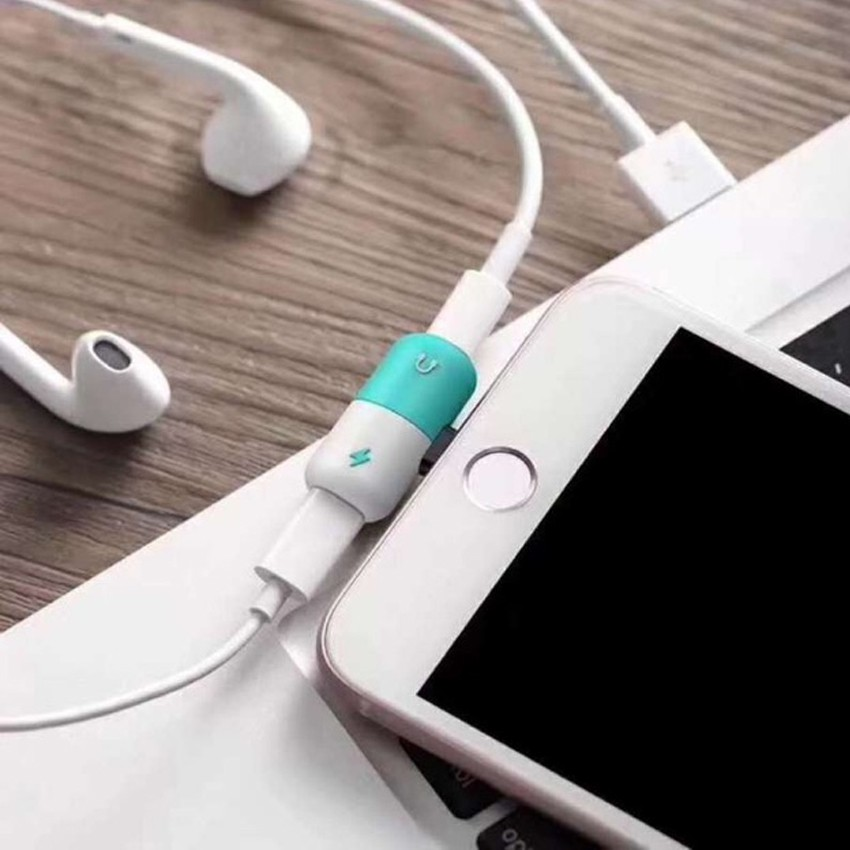 Temperate Audio Earphone Headphone Splitter Adapter 3.5mm To 2 Earbuds Stereo Headset Earphone Accessories