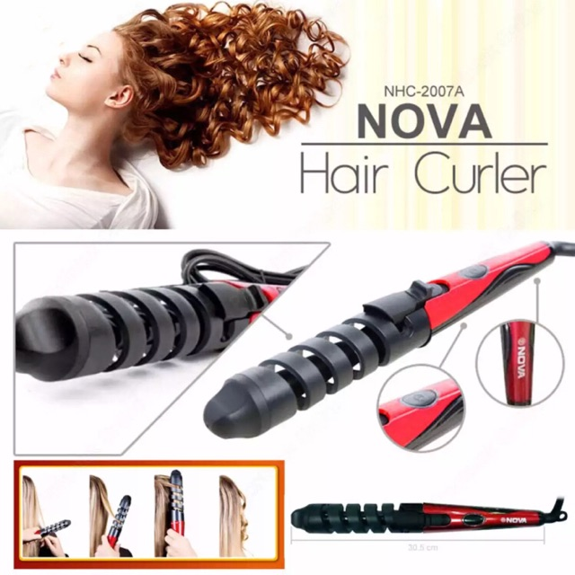 Image result for hair curler nova
