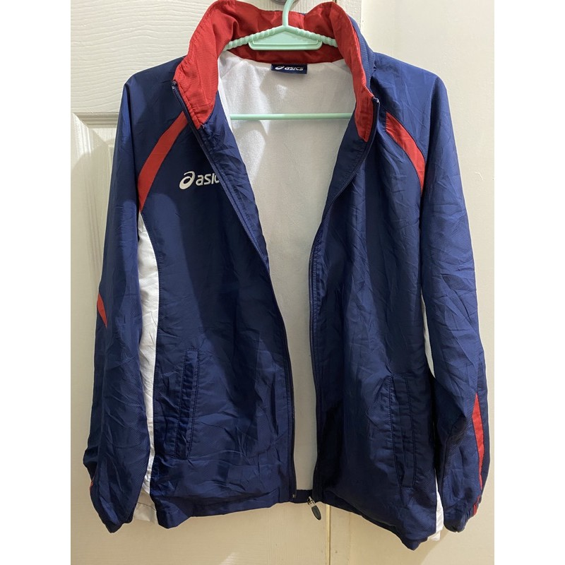 Asics Windbreaker Jacket Tricolor