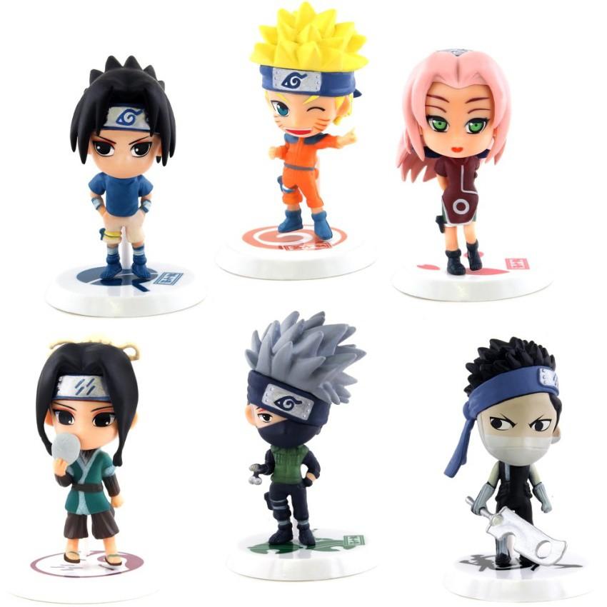 Naruto Mini Figures