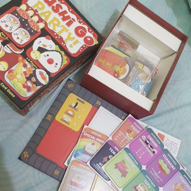 Sushi Go Party Deluxe (Expanded Version) | Shopee Philippines