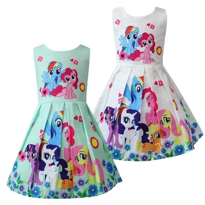 ec15e5175 My little pony rainbow dress | Shopee Philippines