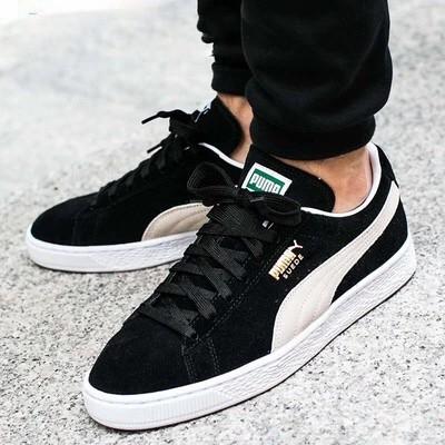 premium selection 45010 f7a2e 100% Original Puma Suede Bboy Walking Fashion Shoes