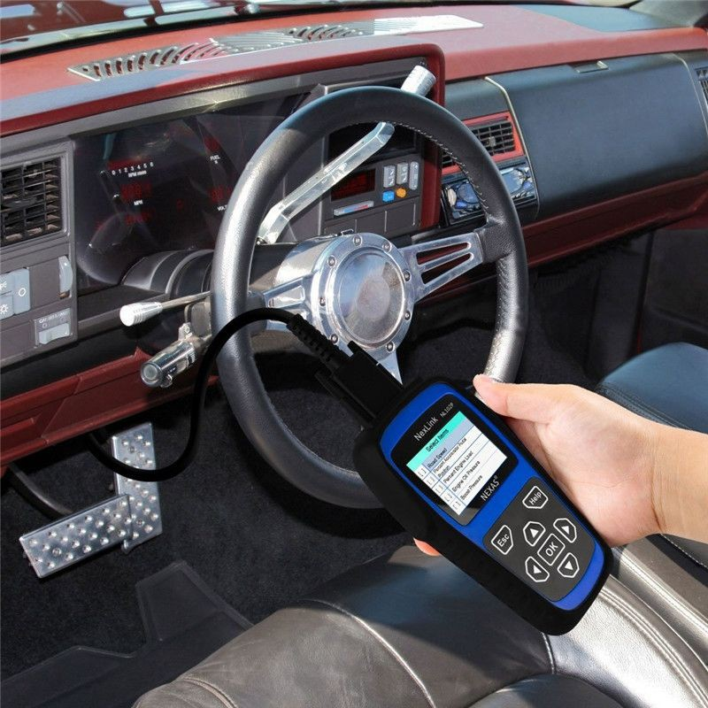 nexas nl102 plus heavy duty truck scan tool