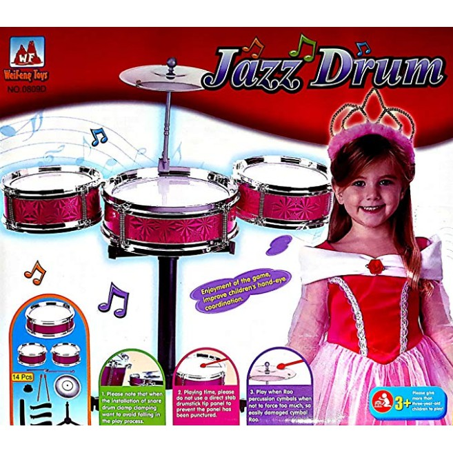 New Kids Electric Drumstick//Finger Drum Set Party Game Musical Toy Xmas Gift