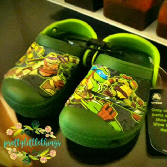 5318d3cd2f9 CROCS CC TMNT Clog | Shopee Philippines