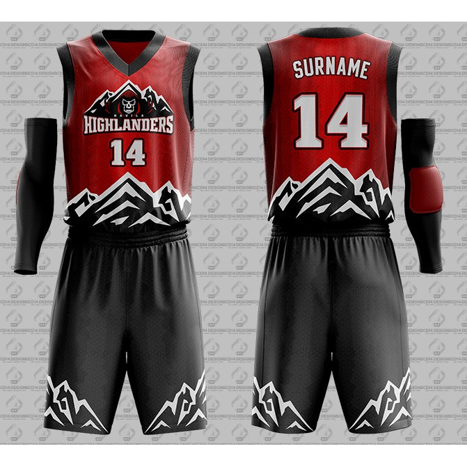 95ea1d88646d Fully Sublimated Basketball Uniforms