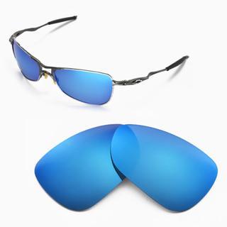 ea1b25084611 Walleva ice blue POLARIZED lens for Oakley Juliet sunglasses   Shopee  Philippines