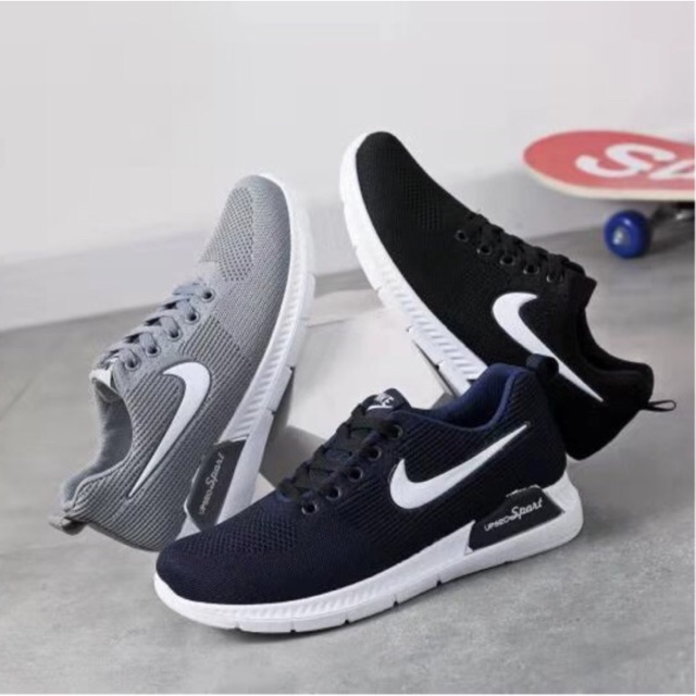 Manhattan Hablar con Norteamérica  zoom Men shoes Sneakers Fashion Running rubber Shoes Low Cut | Shopee  Philippines