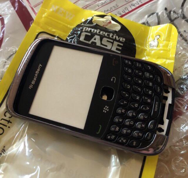 Blackberry Curve 9300 Full Housing | Shopee Philippines