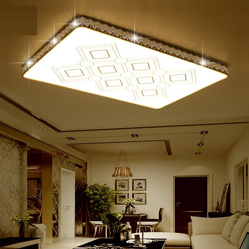 Living Room Ceiling Light Simple Modern