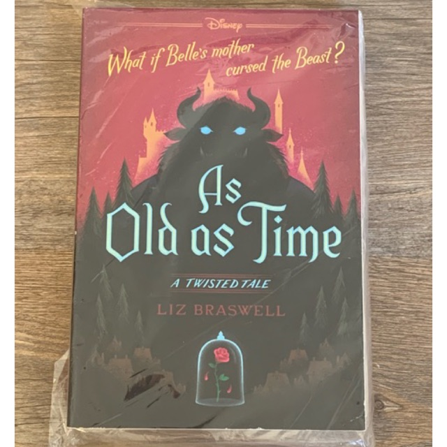 As Old As Time (A Twisted Tale #3) by Liz Braswell
