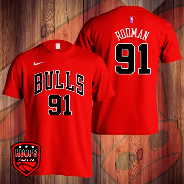 buy online c6d33 b0cc9 NBA RETRO CHICAGO BULLS DENNIS RODMAN SHIRT