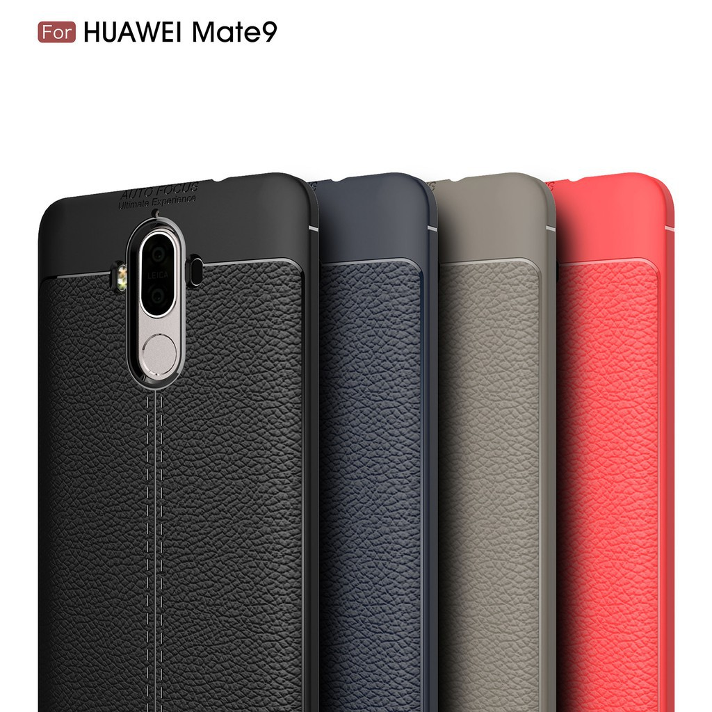 Hauwei Mate 9 Luxury Slim Silicone TPU Protection Phone Case | Shopee Philippines
