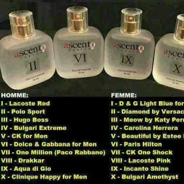 hombres Eau De Ascento Parfumpara mujeres y qSMUpzV