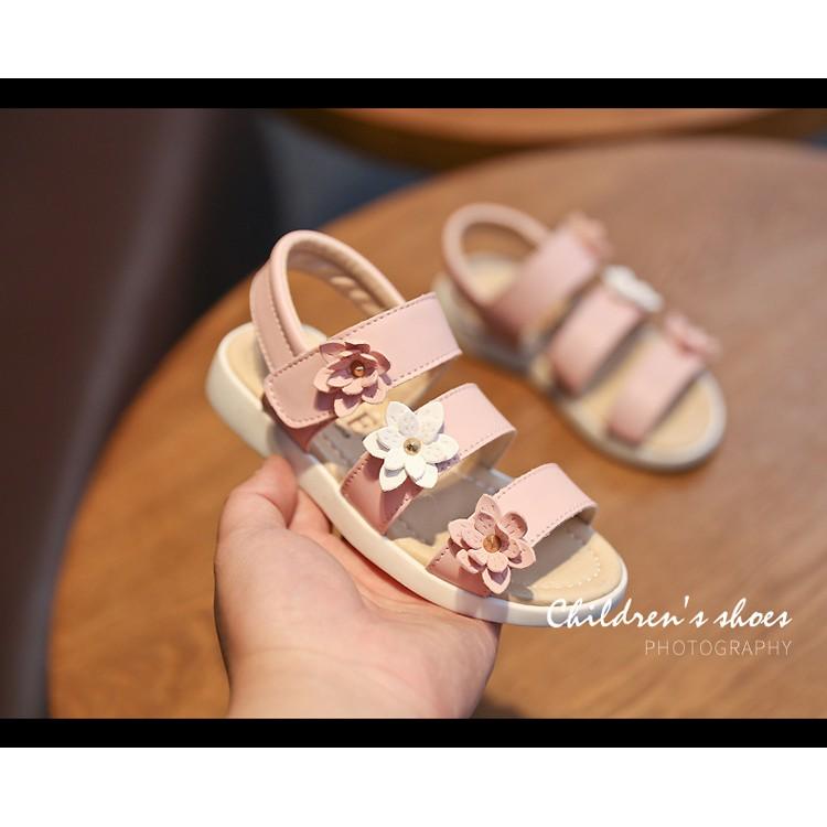65fcd371db6f Korean flat bottom thick platform muffin shoes sandals