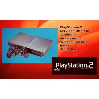 Playstation 2 / PS2 Games, Modification and Accesories