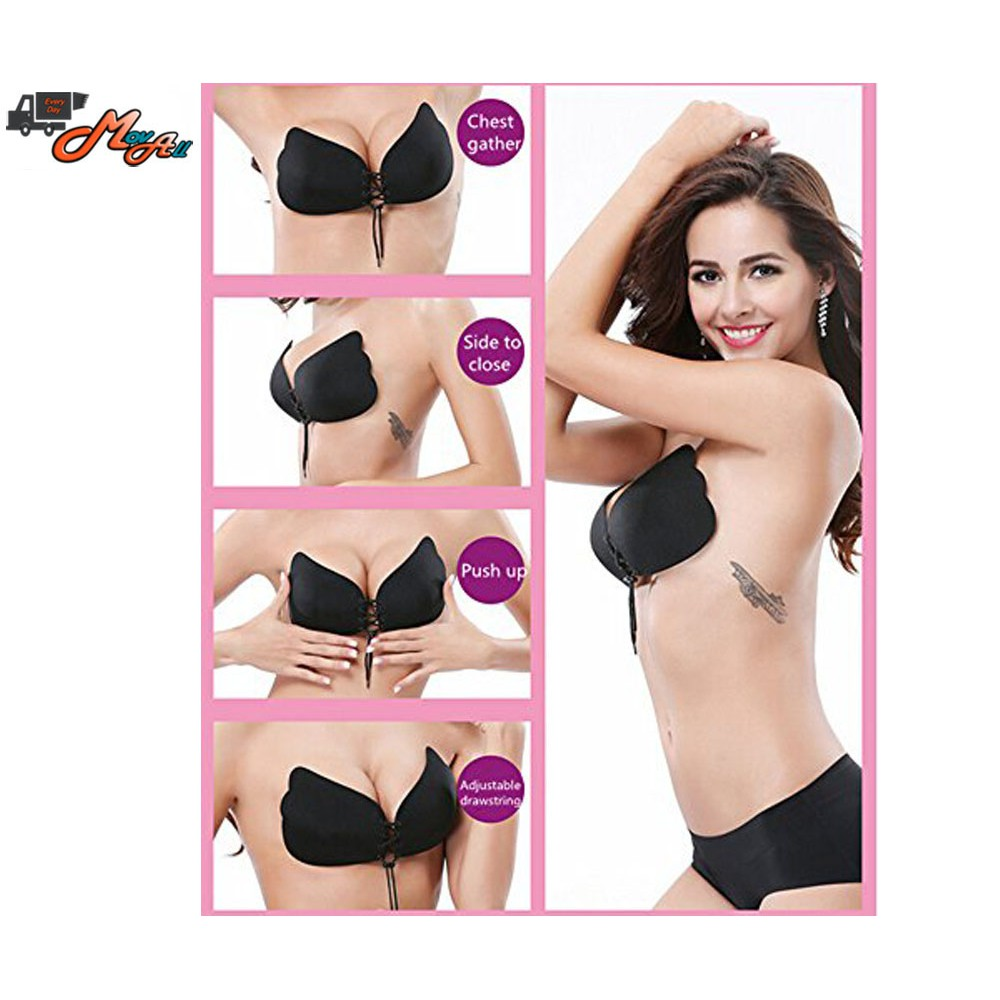 4a73cd4fd3809 COD Magic Push Up Bra Self Adhesive Invisible Bras