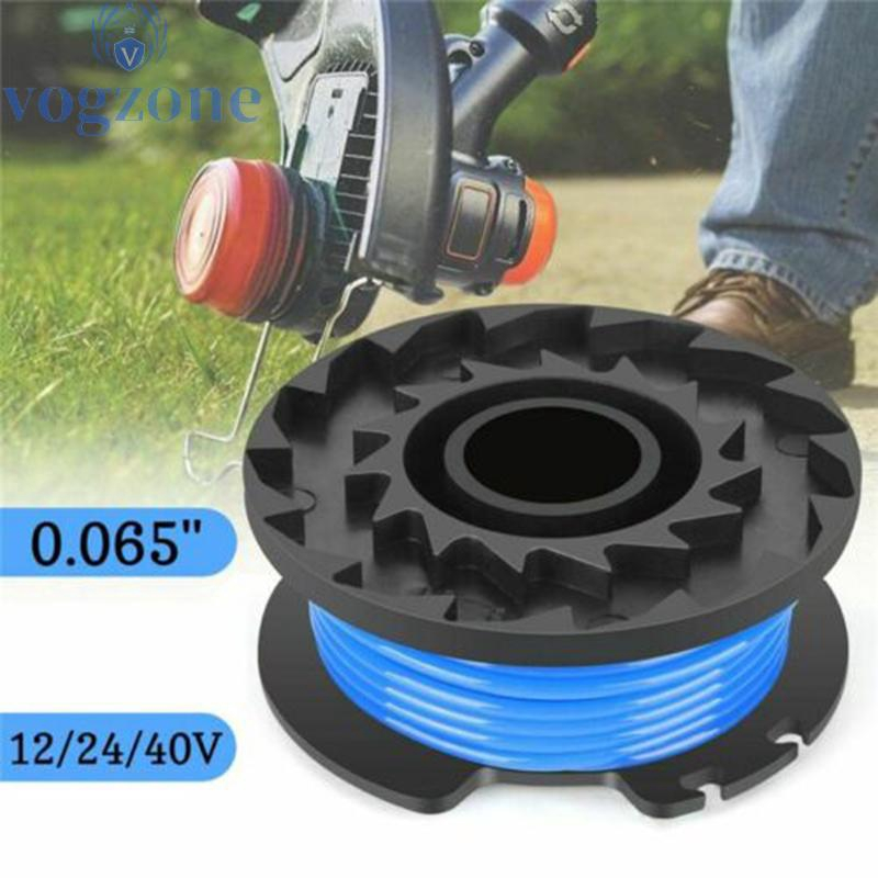 18//24//40V AC14RL3A Details about  /6 Replacement .065 String Grass Trimmer Spool Line Ryobi One
